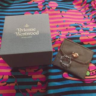 ヴィヴィアンウエストウッド(Vivienne Westwood)のvivienne westwood BELINDA リング(リング(指輪))