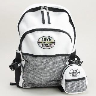 lovetoxic - ☆2019☆lovetoxic☆ ラブトキシック ミニリュック付きデイパック