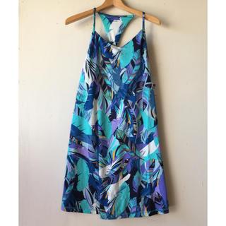 パタゴニア(patagonia)のpatagonia レディース XS ドレス ワンピース パタゴニア (ひざ丈ワンピース)