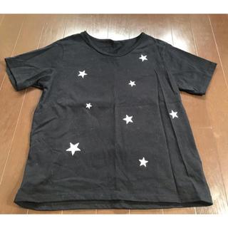 チュチュアンナ(tutuanna)の星柄のTシャツ(Tシャツ(半袖/袖なし))