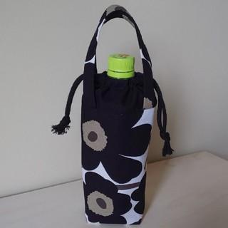 マリメッコ(marimekko)のマリメッコハンドメイド  へペットボトルカバー(B)(その他)
