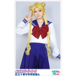 セーラームーン 十番中学校 制服 Sサイズ(衣装)