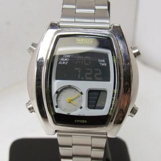 シチズン(CITIZEN)のシチズン/1481010(インディペンデント)/メンズ/クオーツ/C351-L1(腕時計(デジタル))