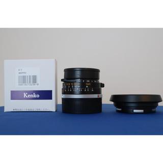 ライカ(LEICA)のLeica Summilux 35mm ズミルックス 球面 pre asph(レンズ(単焦点))