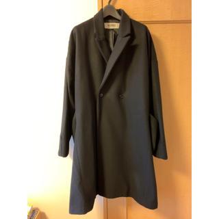 バージスブルック(BASISBROEK)のBASISBROEK バージズブルック EGGS ウールダブルジャケットコート(チェスターコート)