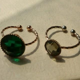 レトロな指輪(リング(指輪))