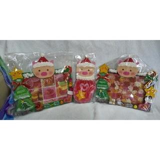 sale❱クリスマス☆写真たてなど☆3点set☆ハンドメイド(雑貨)