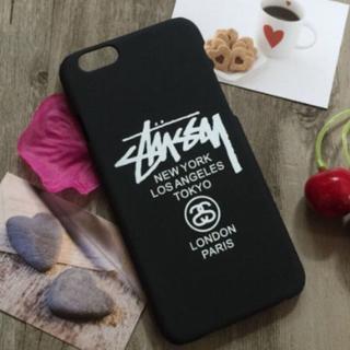 ステューシー(STUSSY)のiPhoneハードケース(iPhoneケース)