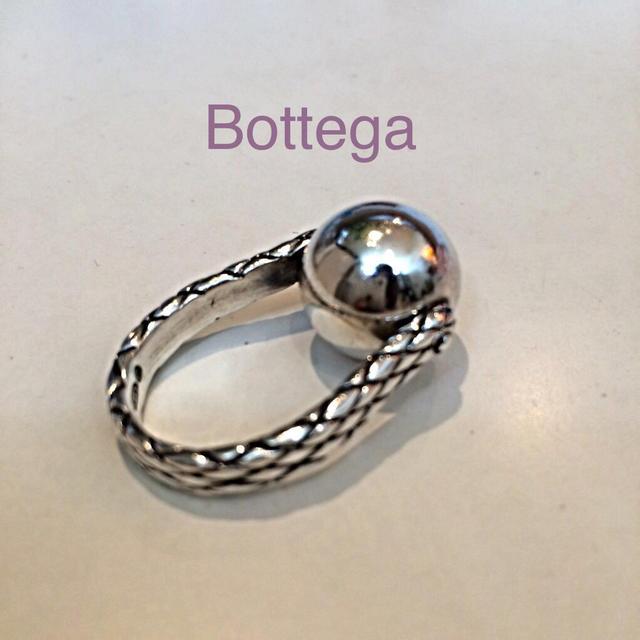 Bottega Veneta(ボッテガヴェネタ)のボッテガヴェネタ★リング レディースのアクセサリー(リング(指輪))の商品写真