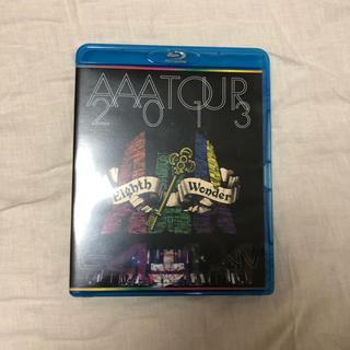 トリプルエー(AAA)のAAA Blu-ray 通常盤 (ミュージック)