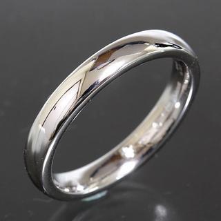 ダミアーニ(Damiani)のダミアーニ DAMIANI シンプル ダイヤ リング 16.5号 K18WG(リング(指輪))