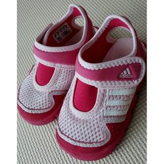 アディダス(adidas)のアディダスキッズサンダル130ベビーシューズキッズシューズ(サンダル)
