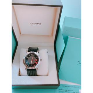 ティファニー(Tiffany & Co.)のTiffany メンズ  アトラス 自動巻(腕時計(アナログ))