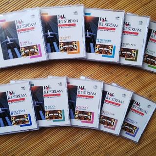 JAL ジェットストリーム 城達也 私の好きなメロディ 全10巻(映画音楽)
