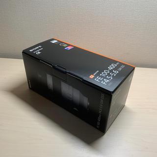 ソニー(SONY)のソニー SONY SEL100400GM 新品(レンズ(ズーム))