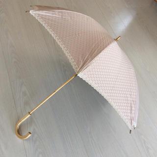セリーヌ(celine)の★M.a様専用★CELINE 日傘ベージュ(傘)