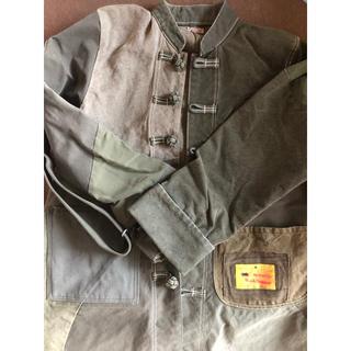 キャピタル(KAPITAL)のkapital kountry chinatown jacket サイズ3(ミリタリージャケット)