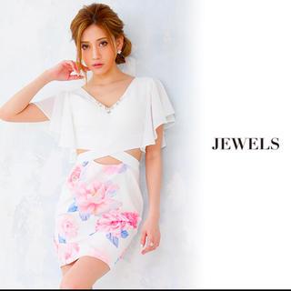 ジュエルズ(JEWELS)の新品☆JEWELSジュエルズワンピース☆サイズM(その他ドレス)