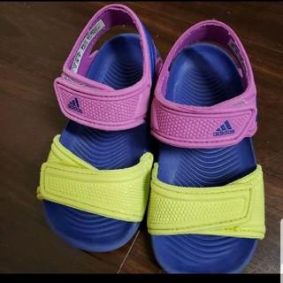 アディダス(adidas)のアディダスサンダル14センチ(サンダル)