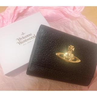 ヴィヴィアンウエストウッド(Vivienne Westwood)のVivienne Westwood♡がま口♡二つ折財布(財布)