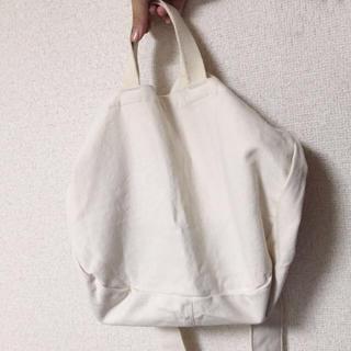 ムジルシリョウヒン(MUJI (無印良品))のキャンバスバッグ◯(ショルダーバッグ)