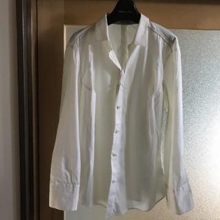 ブルネロクチネリ(BRUNELLO CUCINELLI)のクチネリ訳ありシャツ(シャツ/ブラウス(長袖/七分))