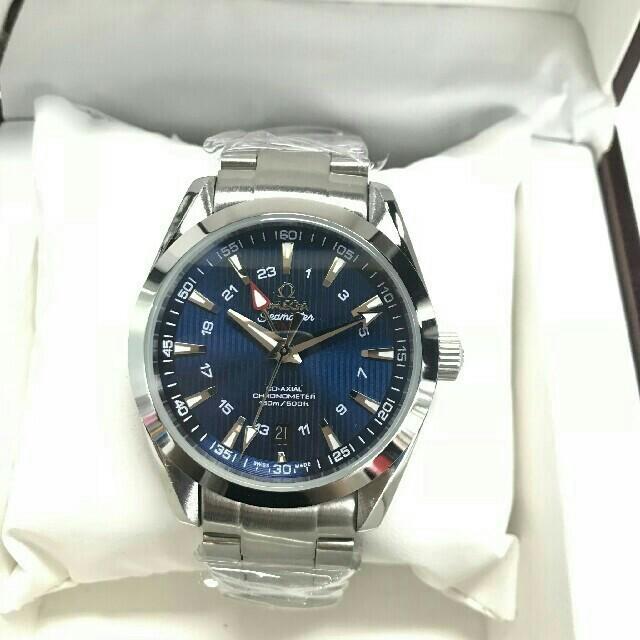 ロジェ・デュブイ コピー優良店 | OMEGA - OMEGA オメガシーマスター メンズ 自動巻 オートマチック 男性 腕時計 の通販 by lio671 's shop|オメガならラクマ