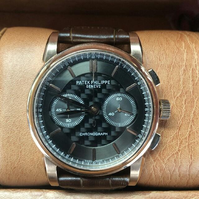 スーパーコピー noob - PATEK PHILIPPE - 人気商品 PATEK PHILIPPE 腕時計 メンズウォッチの通販 by オガサハラ's shop|パテックフィリップならラクマ