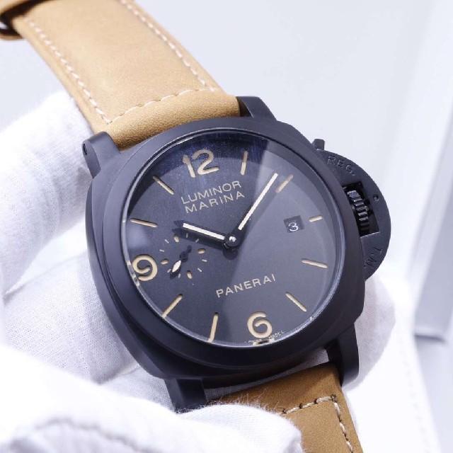 モーリス・ラクロア時計スーパーコピー最高級 - OFFICINE PANERAI - パネライタイプ 腕時計 の通販 by ワキコ's shop|オフィチーネパネライならラクマ