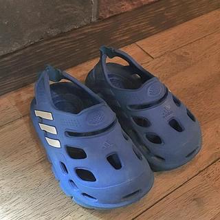 アディダス(adidas)のアディダス サンダル 14cm (サンダル)