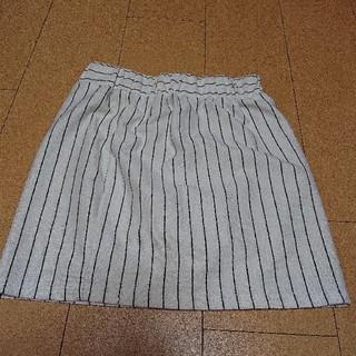 アベイル(Avail)のミニスカート ストライプ(ミニスカート)