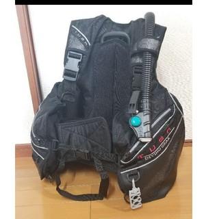 ツサ(TUSA)の美品 TUSA IMPREX BCD ツサBCジャケット(マリン/スイミング)