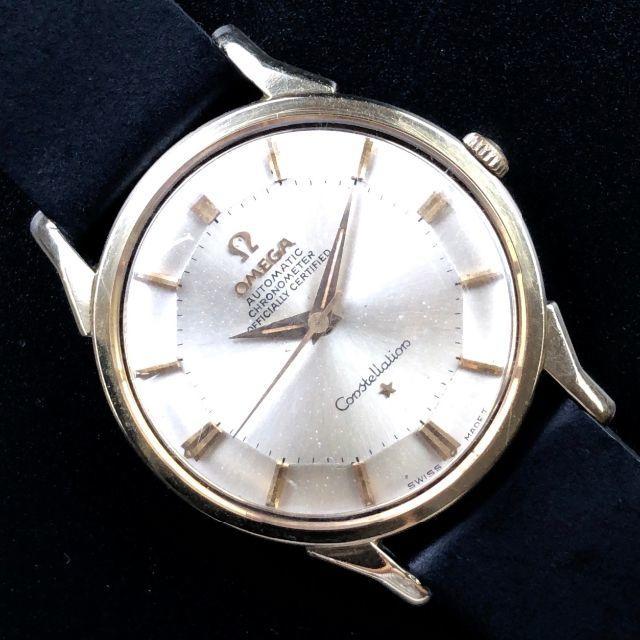 偽物ブランド 日本国内 、 OMEGA - 美品◆激レア◆オメガコンステレーション◆18k◆OMEGA◆メンズ腕時計の通販 by ピトリ's shop|オメガならラクマ