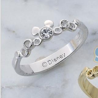 ディズニー(Disney)のミッキー 指輪 ミッキーマウス プレミアムジュエル風ボックス入りリング(リング(指輪))