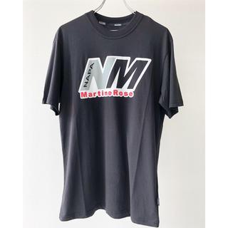ナパピリ(NAPAPIJRI)の suck様 NAPA by Martine Rose ブラック  size S(Tシャツ/カットソー(半袖/袖なし))