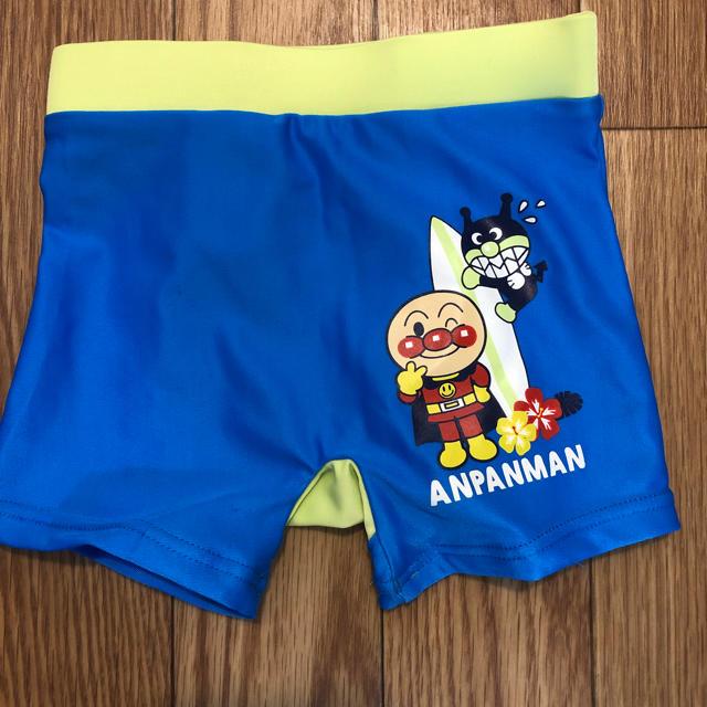 アンパンマン(アンパンマン)の80 美品!アンパンマン 水着 キッズ/ベビー/マタニティのベビー服(~85cm)(水着)の商品写真