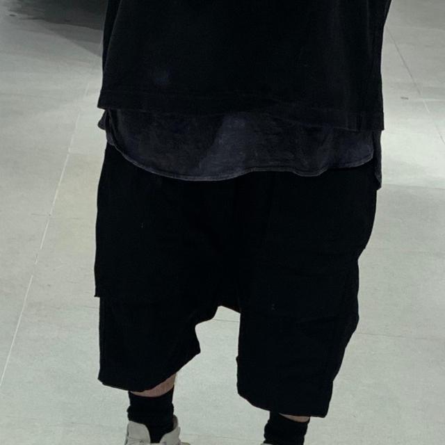 Rick Owens(リックオウエンス)のrickowens dude9製 ダークシャドウ サルエル メンズのパンツ(サルエルパンツ)の商品写真