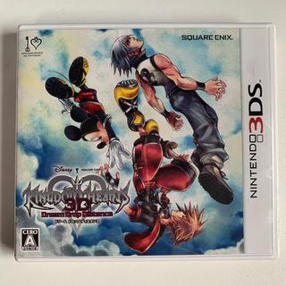 ディズニー(Disney)のKINGDOM HERTS 3D(家庭用ゲームソフト)