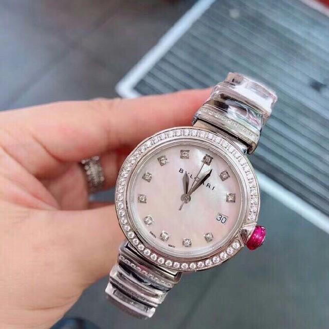 BVLGARI - BVLGARI レディース   腕時計の通販 by ヨシオカ アキノリ's shop|ブルガリならラクマ