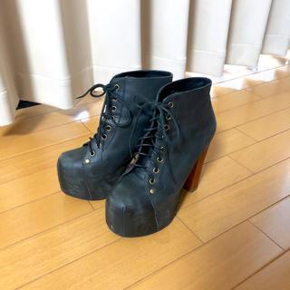 ジェフリーキャンベル(JEFFREY CAMPBELL)のJeffrey Campbell☆ショートブーツ(ブーツ)