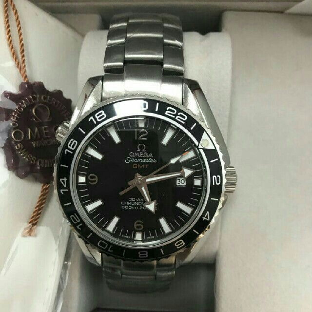 フランクミュラースーパーコピー時計品質保証 / OMEGA - OMEGA オメガ シーマスター プラネットオーシャン 600M GMT メンズの通販 by チズ's shop|オメガならラクマ