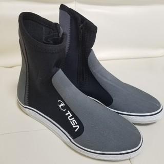 ツサ(TUSA)のTUSA ダイビング ブーツ 24cm(マリン/スイミング)