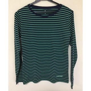 モンベル(mont bell)のモンベル mont-bell  レディース  Tシャツ ロンT  Mサイズ(Tシャツ(長袖/七分))