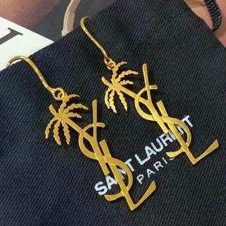 サンローラン(Saint Laurent)のYves Saint Laurentイブサンローラン レディース ピアス(ピアス)