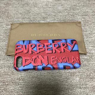 バーバリー(BURBERRY)のBurberry iPhone7ケース(iPhoneケース)