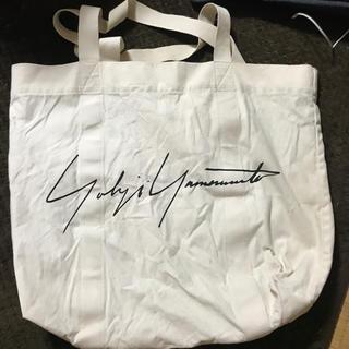 ヨウジヤマモト(Yohji Yamamoto)のYohji Yamamoto 青山店限定 ノベルティ トートバッグ(トートバッグ)