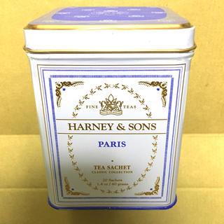 DEAN & DELUCA - HARNEY&SONS《PARIS》 ハーニー&サンズ  パリ 紅茶 サシェ
