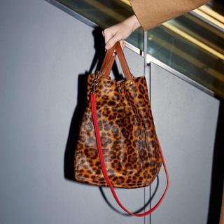 ドゥーズィエムクラス(DEUXIEME CLASSE)の新品タグ付き BAG IN PROGRESS(ショルダーバッグ)