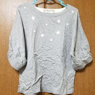 キューブシュガー(CUBE SUGAR)のキューブシュガーカットソー(Tシャツ(半袖/袖なし))