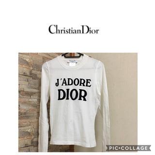 クリスチャンディオール(Christian Dior)のクリスチャンディオール ☆ ロンT(Tシャツ(長袖/七分))